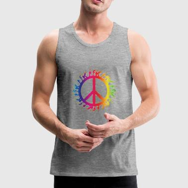 Love Community - Mannen Premium tank top