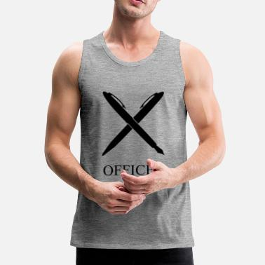 Oficial Person OFICIAL - Tank top premium hombre