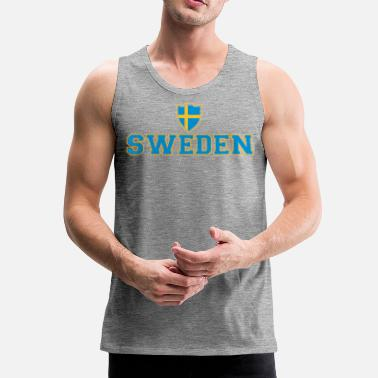 Shield Sweden Shield - Débardeur Premium Homme