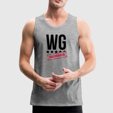 Community Member - Men's Premium Tank Top