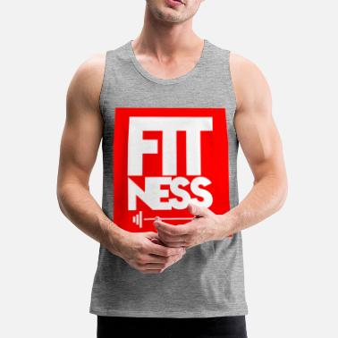 Fitness Fitness fitness - Men's Premium Tank Top
