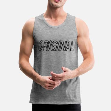 Original original - Men's Premium Tank Top