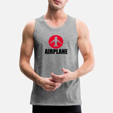 Airplane Airplane Airplane - Men's Premium Tank Top