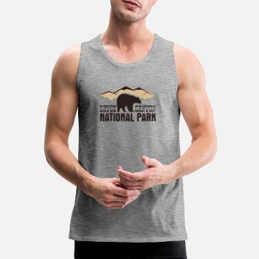 National Bryce Canyon National Park - Männer Premium Tanktop