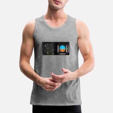 Horizon - Men's Premium Tank Top