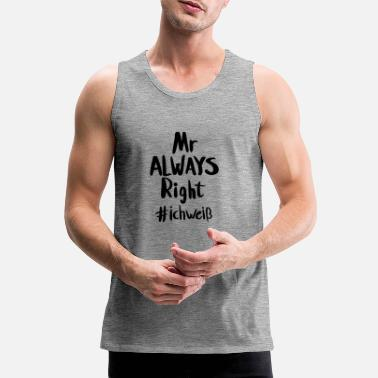 you - Men's Premium Tank Top