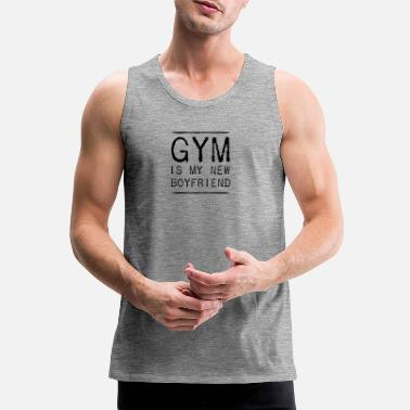 Eat Sleep Train Repeat Mens Vest Muscle Training Weights Gym birthday gift