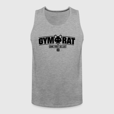GYM RAT WEAR FITNESS - Premium singlet for menn