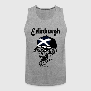 Edinburgh - Männer Premium Tank Top