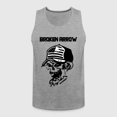 Broken Arrow - Männer Premium Tank Top