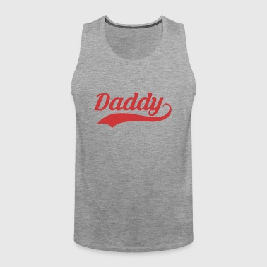 DADDY - Premium singlet for menn