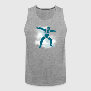 freestyle skydiving - Männer Premium Tank Top