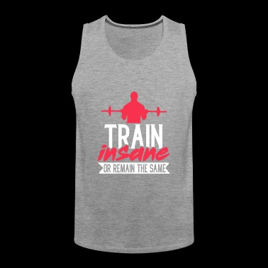 Fitness Gym - Männer Premium Tank Top