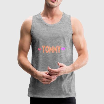 Tommy - Men's Premium Tank Top