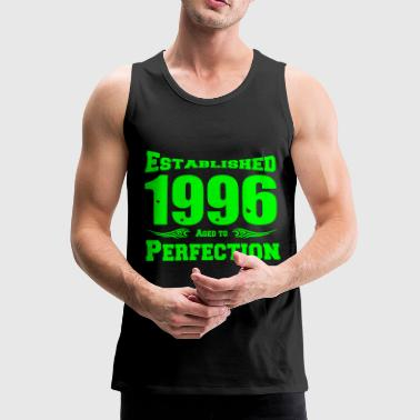 1996 Established - Männer Premium Tank Top