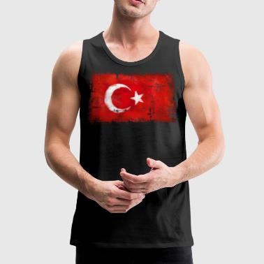 Turkey - Turkey - Men's Premium Tank Top