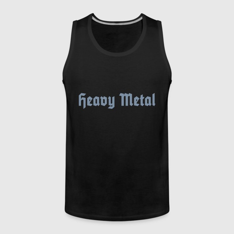 Heavy Metal - Männer Premium Tank Top