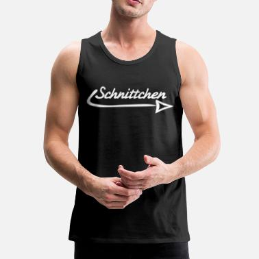 Piece White pieces - Men's Premium Tank Top