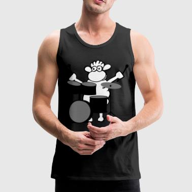 Rock music - Men's Premium Tank Top
