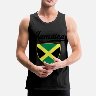 Jamaica jamaica - Men's Premium Tank Top