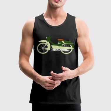 Kult Moped - Männer Premium Tank Top