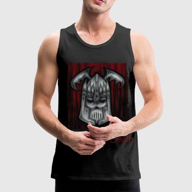 The Army of Death - Tank top premium hombre