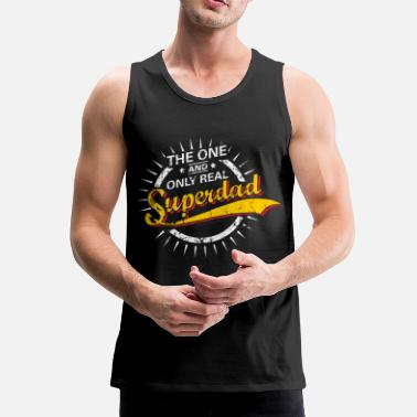 Teenager Family Teenager Design 1747 - Mannen Premium tank top