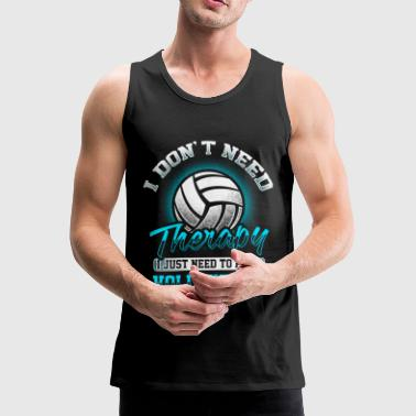 Volleyball - Therapy - Débardeur Premium Homme