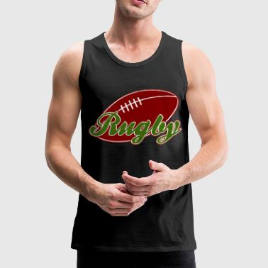 rugby - Tank top premium hombre