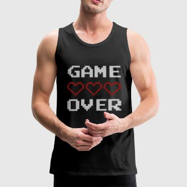 Game Over Game Over - Männer Premium Tank Top