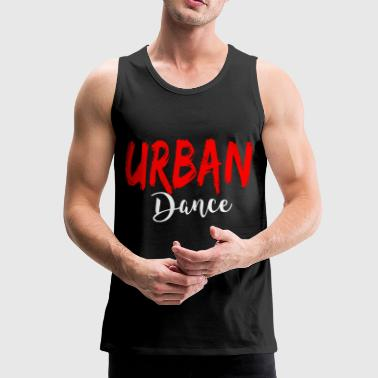 Urban Dance - Urban Dance Shirt - Premium singlet for menn