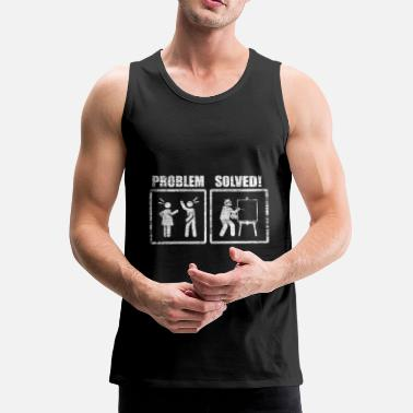 Painting To paint - Men's Premium Tank Top