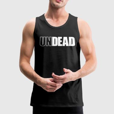 undead - Premium singlet for menn