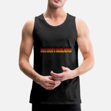 East East Germany - Men's Premium Tank Top