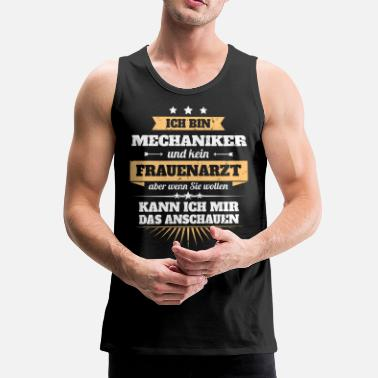 Mechaniker Mechaniker - Männer Premium Tank Top