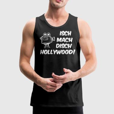 Hollywood - Tank top premium hombre
