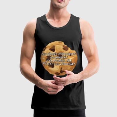 Seed nutty - Men's Premium Tank Top