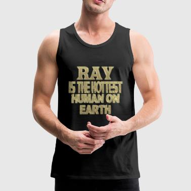 ray - Men's Premium Tank Top
