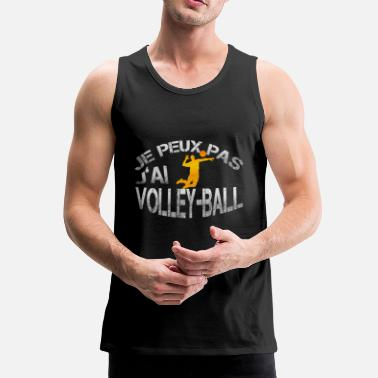 Volley-Ball - Débardeur premium Homme