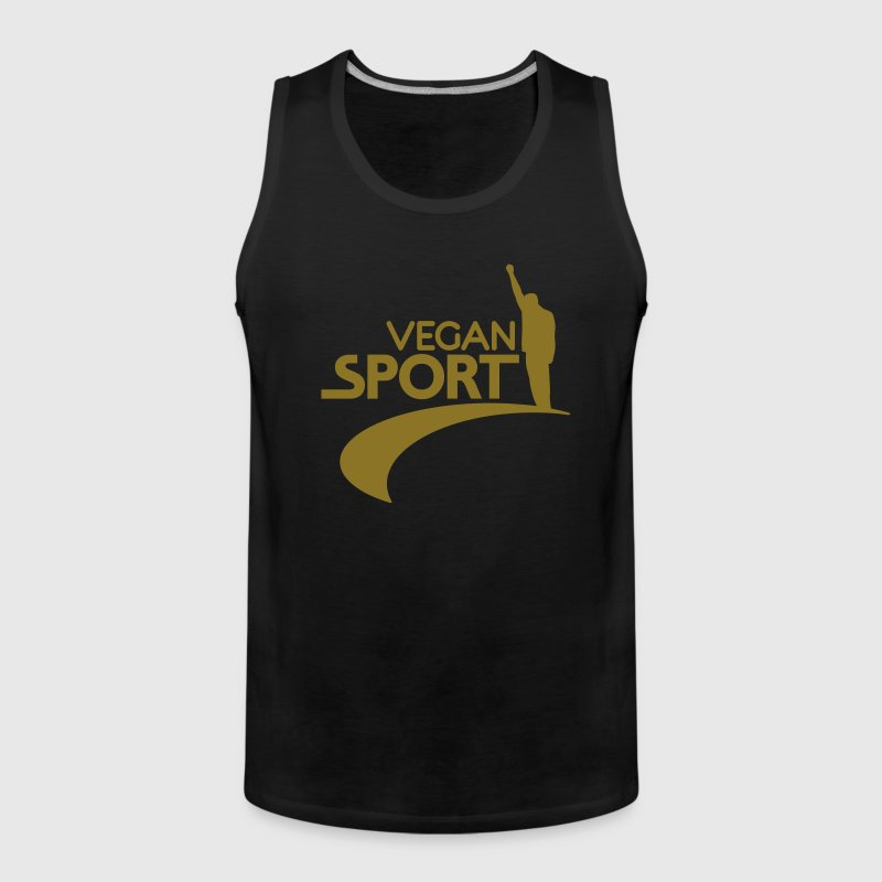 vegansport01_225x225 - Männer Premium Tank Top