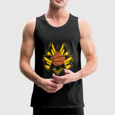 Basketball basketball player basketball gift - Men's Premium Tank Top