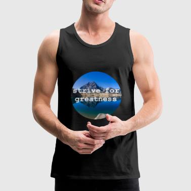 Quote - Men's Premium Tank Top