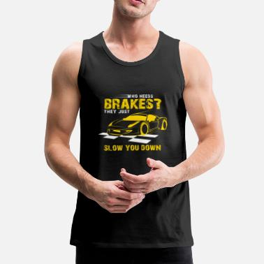 Motor Race Motor race - Men's Premium Tank Top