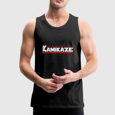 I am also called kamikaze - Men's Premium Tank Top