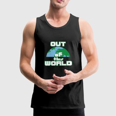Out of this World - Männer Premium Tank Top