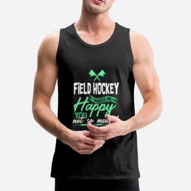 Field Hockey Field Hockey - Field Hockey - Men's Premium Tank Top