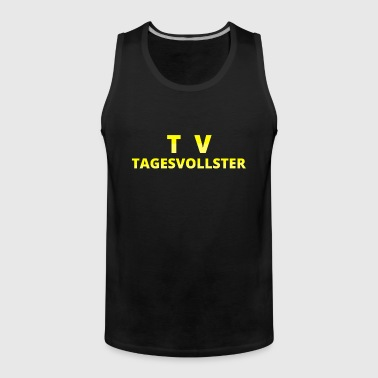TV - Men's Premium Tank Top