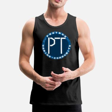 Community ProTron gaming community - Premium singlet for menn