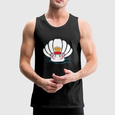 King's Crab Gift Idea Crustacean Gift Idea - Men's Premium Tank Top