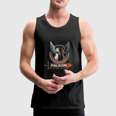rpg paladin - Men's Premium Tank Top